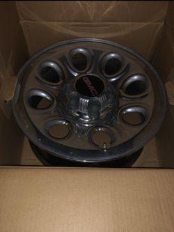 GMC Sierra stock wheels for Sale in Farmington,  MI