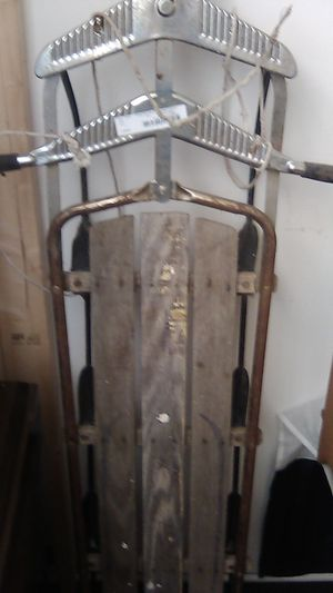 Vintage sled for Sale in Owego, NY