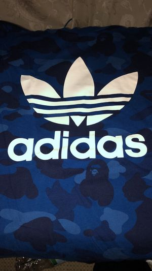 Adidas x Bape Camo Tee XL for Sale in Columbus, NJ