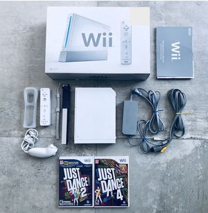 Nintendo Wii Set for Sale in Newport Beach, CA