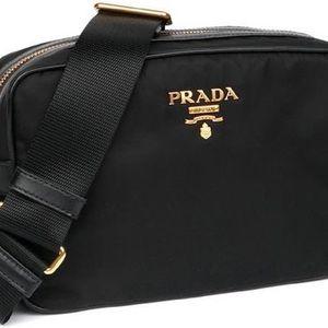 Prada Black Nylon Cross Body Bag for Sale in Richmond, CA