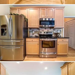 """Used Samsung RF28R7201SR 36"""" Stainless French 4 Door Refrigerator NOB #49870 HRT for Sale in Columbia, SC"""