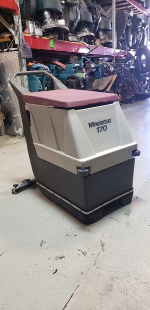 "Floor scrubber minuteman 17"" for Sale in Las Vegas, NV"