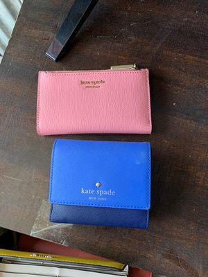 Small Kate Spade Wallets for Sale in Riverside, CA