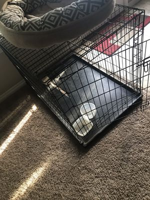Folding XL Dog Cage for Sale in Norman, OK