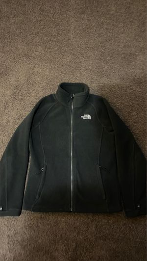 The North Face Size Women's Medium black jacket for Sale in Torrance, CA