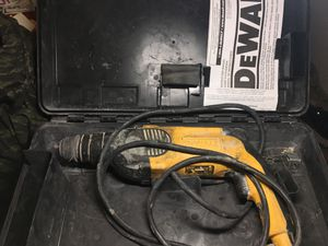 Dewalt Rotary Hammer D25101 Need sold Today! for Sale in Edgewood, WA