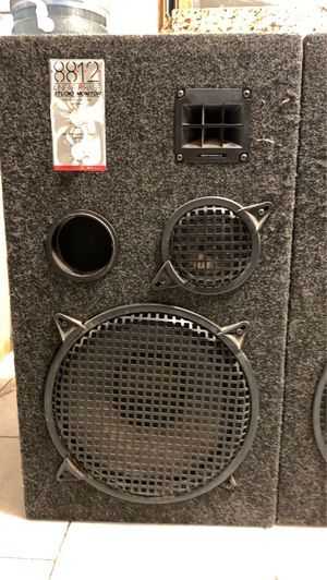 Linear phase studio monitors for Sale in San Diego, CA