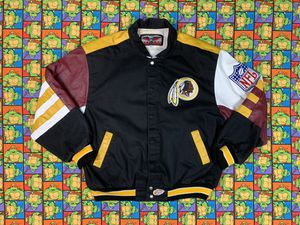 🔥🏈 Vintage Jeff Hamilton Redskins Jacket for Sale in Sterling, VA