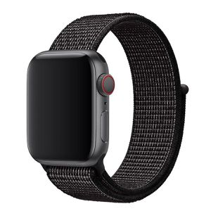 Apple Watch Band Sport Loop Black 44mm for Sale in Plymouth, MN
