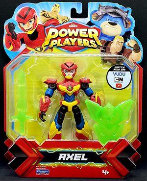 ZAG Heroez Power Players Axel Action Figure Playmates Cartoon Network - NEW for Sale in Harrisonburg, VA