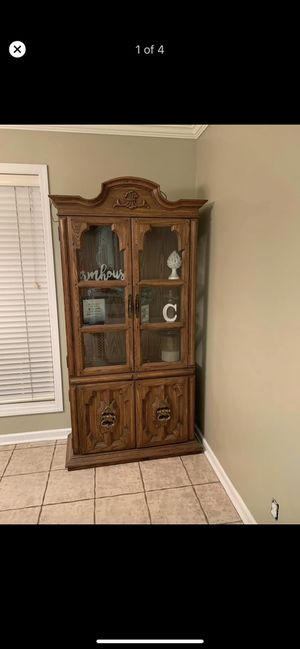 China Cabinet for Sale in Decatur, AL