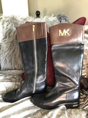 Michael Kors High Rise Riding Style Boots for Sale in Mission Viejo, CA