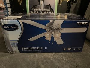 Ceiling Fan (New) for Sale in Renton, WA
