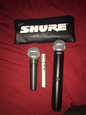 Microphone for Sale in Providence, RI