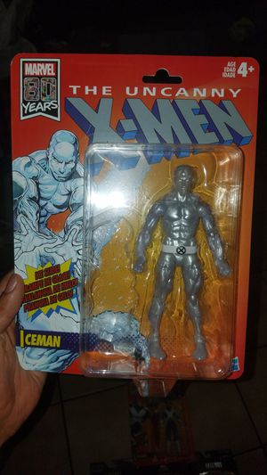 Marvel legends Ice man for Sale in Oakland, CA