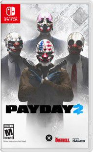 Nintendo switch payday 2 for Sale in Chicago, IL