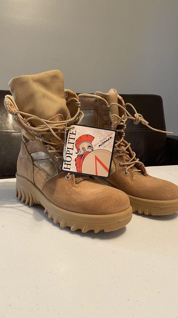 Boot- Tactical Assault boot