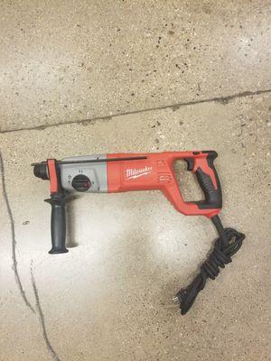 Milwaukkee rotarty hammer for Sale in Las Vegas, NV