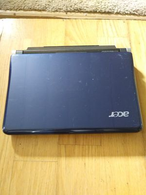 Acer Aspire one mini school laptop for Sale in Port Orchard, WA