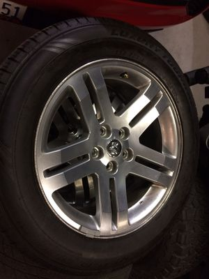 Dodge RT wheels with tires for Sale in Hayward, CA