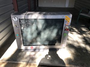Big heavy TV FREE must pic up for Sale in Winston-Salem, NC
