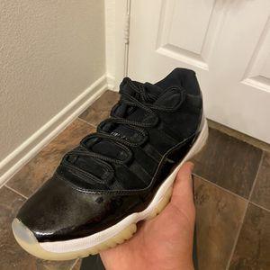 Jordan 11 Low Baron Size 10 for Sale in Ontario, CA