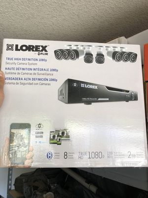 Lorex security surveillance camera system for Sale in Tracy, CA