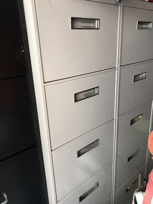 File cabinets/ office furniture for Sale in Elmont, NY