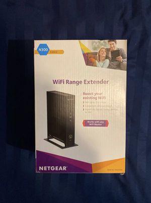 Netgear N300 WiFi Range Extender for Sale in Chicago, IL