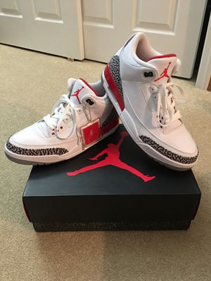 """ PRISTINE CONDITION- JORDAN RETRO 3 / ELEPHANT PRINT !!! ( MENS 11 ) !! 100% AUTHENTIC !!!!! ( KATRINA ) for Sale in Orlando, FL"