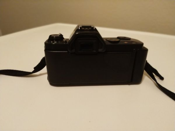Canon T50 with 52mm lense