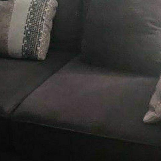Sofa, Love Seat And Ottoman