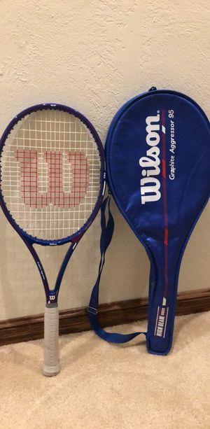 Wilson 4 1/2 L4 tennis Racket for Sale in Berkeley, CA