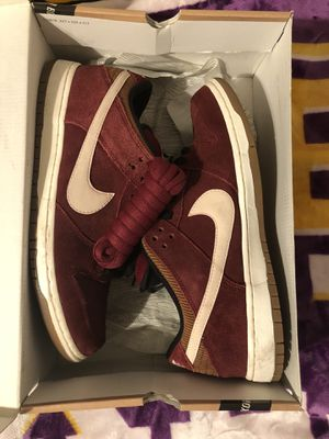 Nike Sb dunk low corduroy for Sale in Altadena, CA