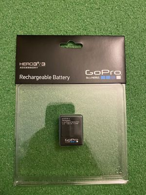 GoPro Hero 3/3+ rechargeable battery for Sale in Beaverton, OR