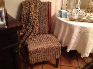 Wicker Chair for Sale in Boynton Beach, FL