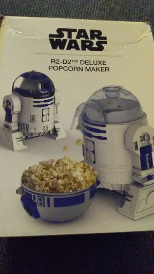 Star wars R2D2 popcorn maker for Sale in Los Angeles, CA