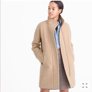 J. Crew Stadium Cloth Long Warm Peacoat for Sale in Puyallup, WA