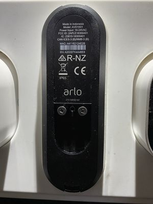 Arlo Avd 1001 Security System for Sale in Mesa, AZ