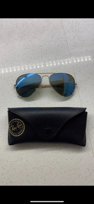 Ray bans polarized aviators for Sale in Kent, WA
