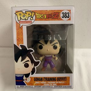 Funko POP! Animation Dragonball Z Gohan (Training Outfit) #383 for Sale in Hialeah, FL