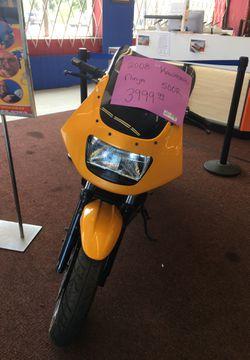 2008 Kawasaki ninja 500R for Sale in Wichita,  KS