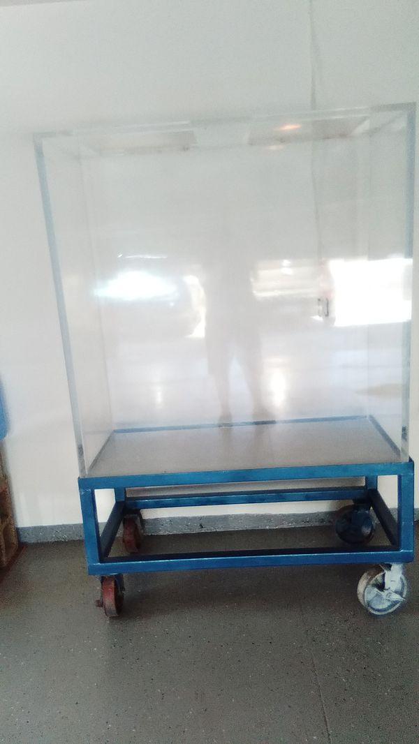 210 Gallon Aquarium