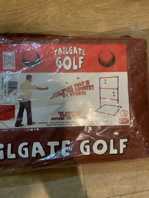 Tailgate golf for Sale in Kansas City, MO