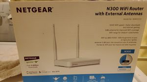 Netgear N300 wifi router for Sale in Miramar, FL