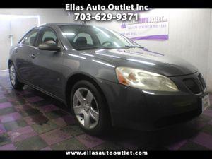 2009 Pontiac G6 for Sale in Woodford, VA