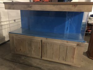 Fish Tank and Stand for Sale in Lacey, WA