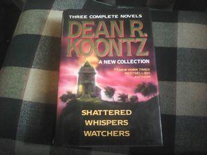 Dean Koontz novel for Sale in Marietta, OH