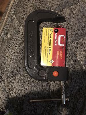C Clamp for Sale in Grand Rapids, MI
